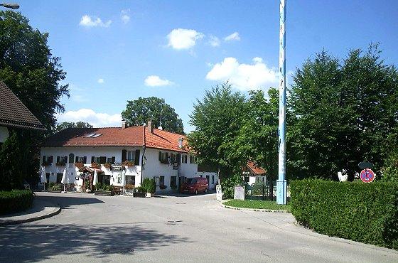 Berg am Starnberger See bei München