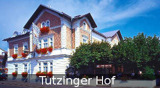 Hotel Tutzinger Hof in Tutzing am Starnberger See