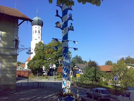 Cafe Ammerland Starnberger See