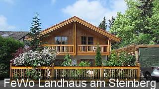 Ferienwohnungen im Landhaus am Steinberg am W�rthsee