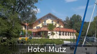 Hotel und Ferienwohnungen Mutz in Bachern am Woerthsee